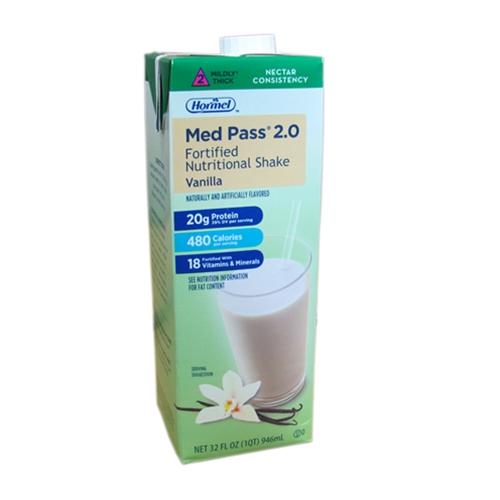 800-45-Sysco - Med Pass® 2.0 Vanilla
